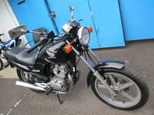 1998 Honda CB250, strong reliable LAMS bike, low seat height!!!!! West Ipswich Ipswich City Preview