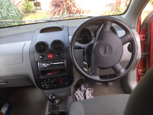 2004 Daewoo Kalos 5 door hatch, 5 speed manual. Tylden Macedon Ranges Preview