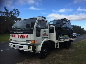 Vehicle and machinery towing service.    Cranbourne Casey Area Preview