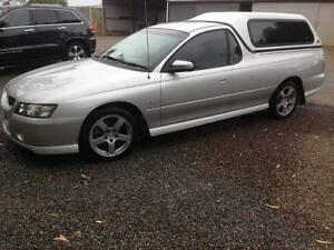 2007 Holden Commodore Ute with ARB Canopy Greenock Gawler Area Preview