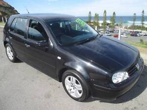 2004 Volkswagen Golf Gen 4 1.6L Manual Redhead Lake Macquarie Area Preview