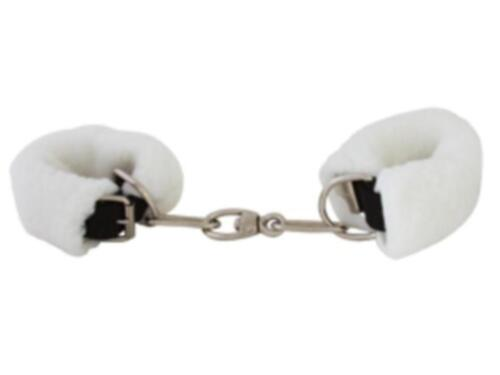 Formay Fleece lined Hobble w/chain 165000,training,western/english horse tack