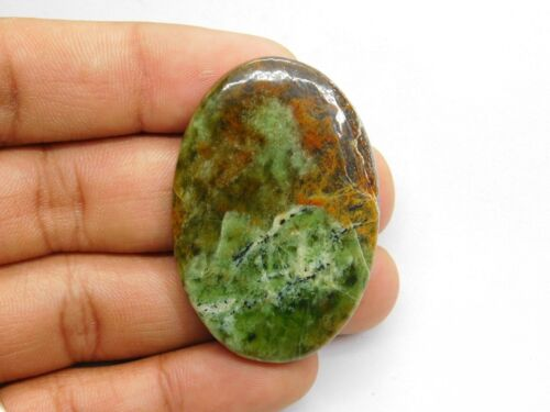 100% Natural Serpentine Cabochon Loose Gemstone For Jewelry Making 90 Ct. ME-512