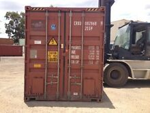 CLEARANCE STOCK 20 HC AS IS SHIPPING CONTAINER WIND & WATER TIGHT Emerald Central Highlands Preview