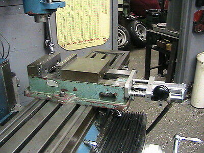 Power Vise Attacment For Kurt Angle Lock Type Vise Import Bridgeport Mill