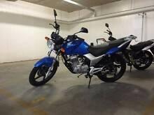 2014 Honda CB125E Franklin Gungahlin Area Preview