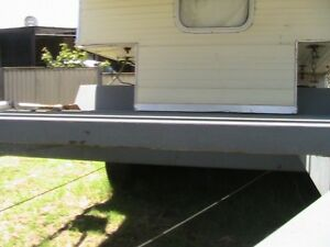TRAILER CUSTOM 4X4 TANDEM AXLE SPRINGS BRAKES SELL/SWAP Largs North Port Adelaide Area Preview