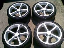 18X8,5 BMW 5 SERIES AC SCHNITZER STYLE RP03 RIMS AND TYRES Auburn Auburn Area Preview