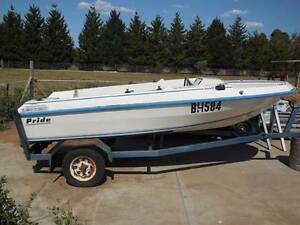 PROJECT BOAT WITH TRAILER Greenvale Hume Area Preview
