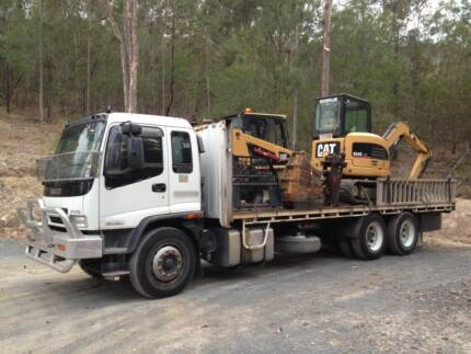 5 Ton Excavator and Bobcat Hire Bahrs Scrub Logan Area Preview