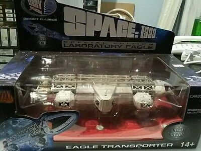 Space 1999 Special Edition Laboratory  Eagle  Product Enterprise