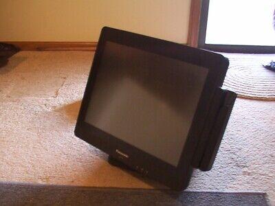Panasonic Js970ws Pos Terminal Only W Card Reader Js9700 9700