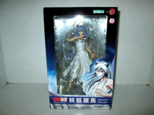 Kotobukiya ARTFX J Yu Yu Hakusho Demon Fox Kurama 1/8 Scale Figure First Edition