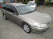 1999 Holden Comm VT Wagon. Lots of New Parts! Redhead Lake Macquarie Area Preview