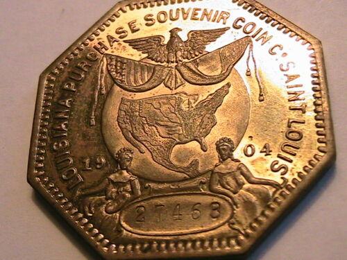 1904 So-Called Dollar Ch PL BU St Louis Expo Louisiana Purchase Centennial Coin