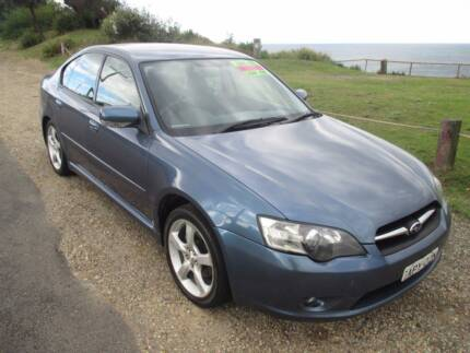 2004 Subaru Liberty 136k JAN REGO NEW TYRES & NEW CLUTCH. REDUCED Redhead Lake Macquarie Area Preview