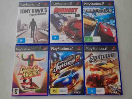 PS2 Games (Various titles) Mermaid Waters Gold Coast City Preview