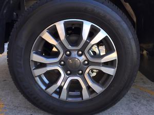 18 inch Ford Ranger OEM Genuine wheels Old Toongabbie Parramatta Area Preview