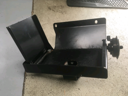 ARB dual battery tray Land Rover Discovery 2