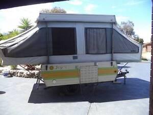 1983 Jayco Finch Camper Langwarrin Frankston Area Preview
