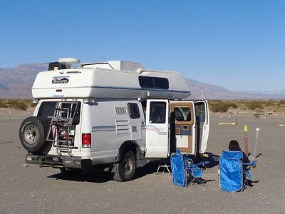 Sportsmobile 4x4 Camper Van Used Sportsmobile Camper Van