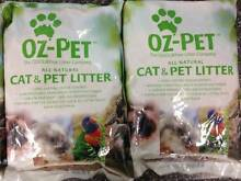 Oz Pet Litter 2kg $6.50 or 5 Bags for $30 with Free Delivery. Katoomba Blue Mountains Preview