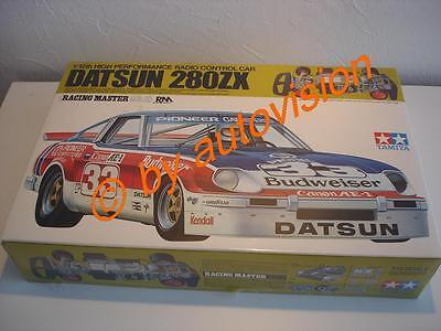Rare Tamiya Datsun 280ZX RM Mk. 02 58022 kit NIB NOS!! Still shrinkwrapped!!