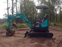Excavator Kobelco SK20 Gympie Gympie Area Preview