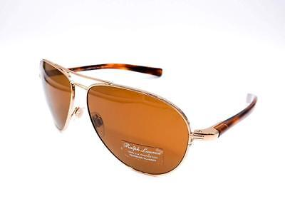 991b9c4f03e6 Authentic RALPH LAUREN Purple Label PL9513T - 900453 Sunglasses Gold *NEW*  62mm