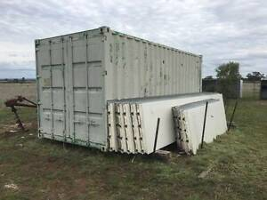 20ft Shipping Container Wallumbilla Roma Area Preview