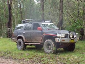 Lifted Black 4Runner Vacy Dungog Area Preview