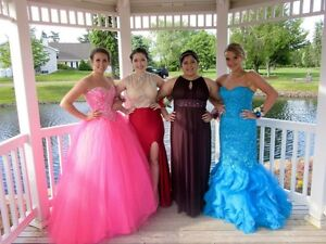 Pink prom dress for sale!!!
