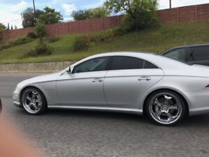 2006 CLS55 AMG with only 79000kms, for sale/ trade