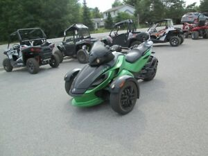 2012 Can-Am Spyder RS S