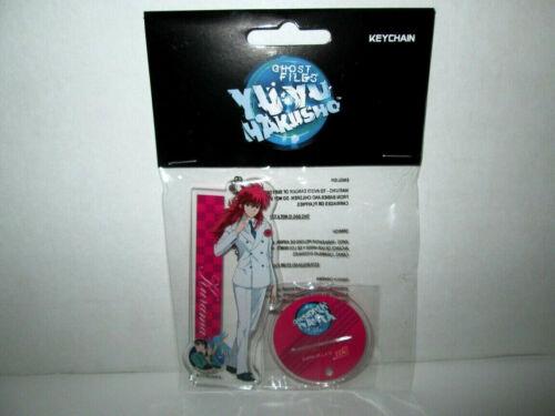 Yu Yu Hakusho - 25th Anniversary Kurama Acrylic Key Chain GE(New)
