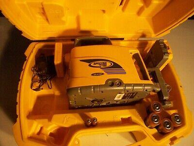 Spectra Precision Gl412 Dual Grade Laser Horizontalvertical Laser Level Trimble