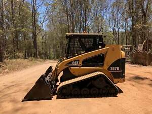 Bobcat Positrack 247 Gympie Gympie Area Preview