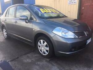 2007 Nissan Tiida st sedan - Finance or (*Rent-To-Own *$71 pw) North Geelong Geelong City Preview