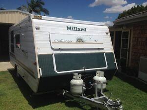 Millard Challanger Caravan Norman Gardens Rockhampton City Preview