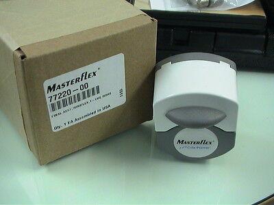 New Masterflex Ls Single-channel Miniflex Pump Head Model 77220-00