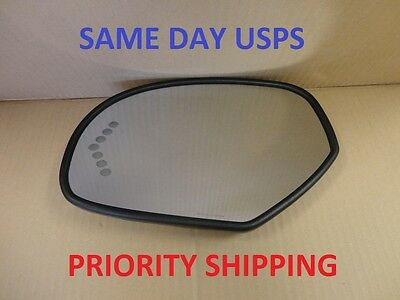 CHEVY TAHOE SUBURBAN AVALANCHE TRUCK  SUV 1500 TURN SIGNAL MIRROR FACTORY OEM