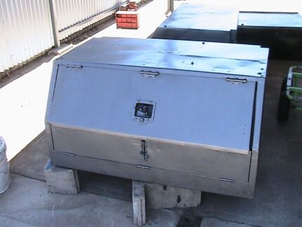 toolboxes extra heavy duty steel boxes for ute trailer or truck