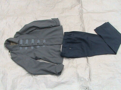 OLD POLISH UNIFORM with TROUSERS - VERY RARE- BARGAIN !