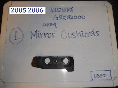 2005 2006 Suzuki GSXR1000 OEM Left Side Mirror Cushion