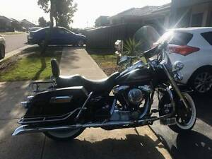 Harley Davidson Road King 1340 FLHR Campbellfield Hume Area Preview