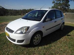 2008 Ford Fiesta Hatchback - REDUCED FOR QUICK SALE Singleton Singleton Area Preview