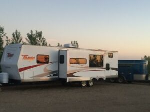 2009 Pacific Coachworks Tango Travel Trailer 311BHSS