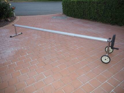 3.4m wide Pool Cover Roller
