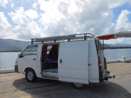 2003 Camper van,FRIDGE,RWC,awning,2 batteries,regio,water..... Parramatta Park Cairns City Preview