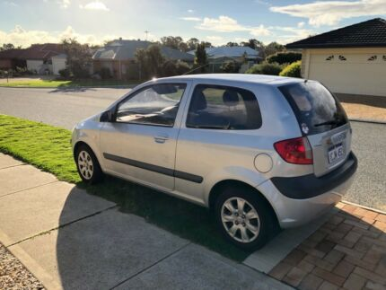 Ideal 1st Car 2008 Hyundai Getz 3 Door Hatch SERVICED / LOW Ku0027s! | Cars Vans u0026 Utes | Gumtree Australia Rockingham Area - Balis | 1190741783 & Ideal 1st Car 2008 Hyundai Getz 3 Door Hatch SERVICED / LOW Ku0027s ...